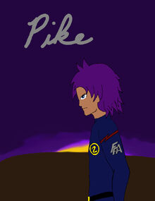 Pike Cover
