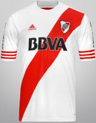 Camiseta titular de River Plate 2014-2015
