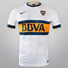 Boca Juniors camiseta suplente 2015