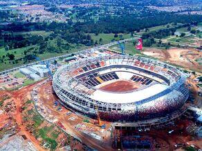 Soccer City construcc.