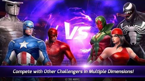 Marvel Future Fight Launch Trailer