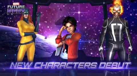 MARVEL Future Fight DEFENDERS are coming to MARVEL Future Fight!