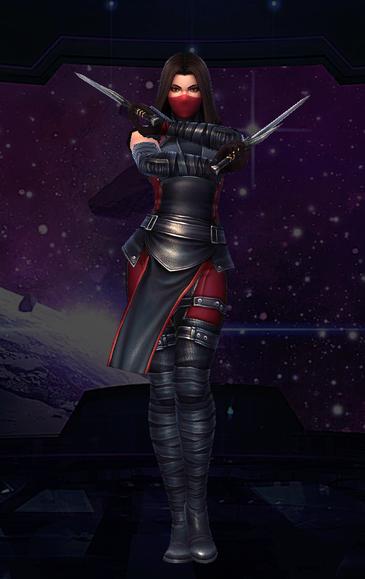 Elektra (MD Uniform)