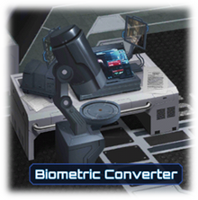 Biometric Converter
