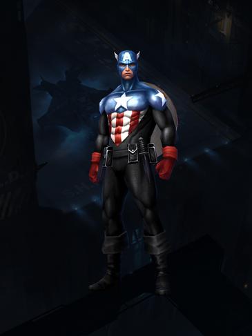 Winter Soldier Captain America
