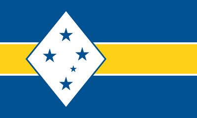 Pacific Union Flag