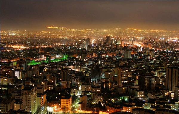 File:Tehran at night.jpg