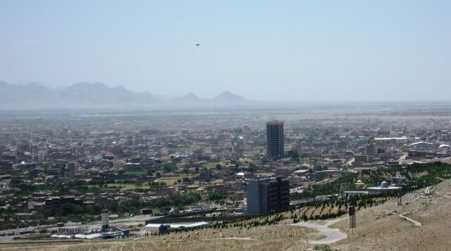 File:View of Herat in 2009.jpg