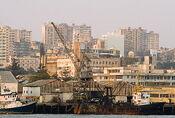 Maputo skyline 2006