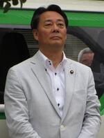 Banri Kaieda Minshu IMG 5409 20130706