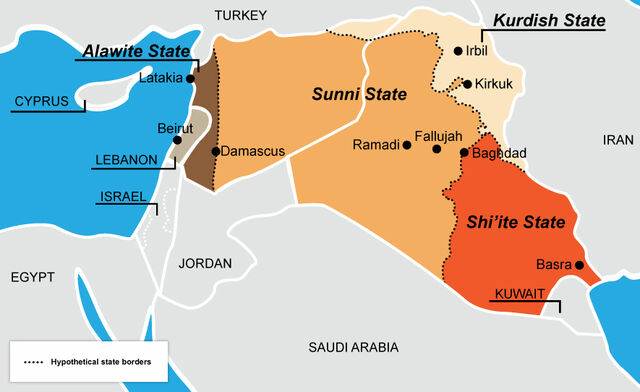 File:Map of proposed Iraq split.jpg