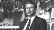 Carl I. Hagen Stortinget 1986