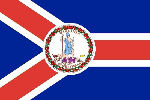 File:New VA Flag - w seal.png