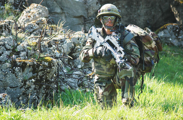 File:French Army FAMAS + Aimpoint.jpg