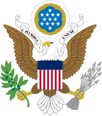 File:Coat of arms of the US.png