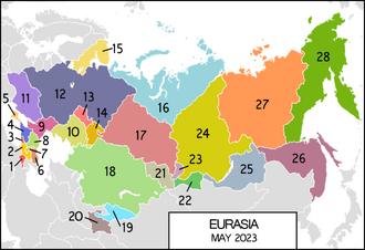 Dissolution of the Eurasian Union