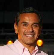 Antonio Villaraigosa portrait