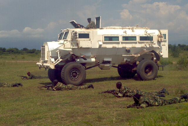 File:Texas National Guardsmen exchange best practices with Burundi soldiers.jpg