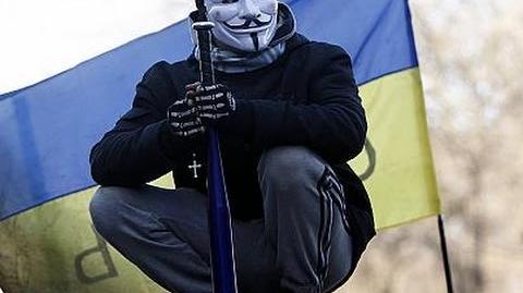 Український бунт (Ukraine riots compilation)