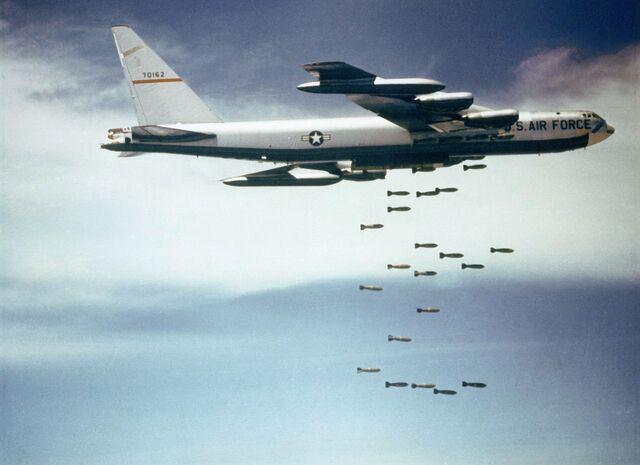File:Boeing B-52 dropping bombs.jpg