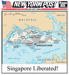 Post singapore