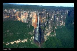 Angel Falls by countstex-1-