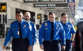 TSA officials 11213