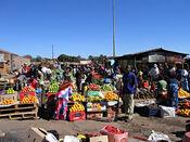 Chisokone Market Kitwe