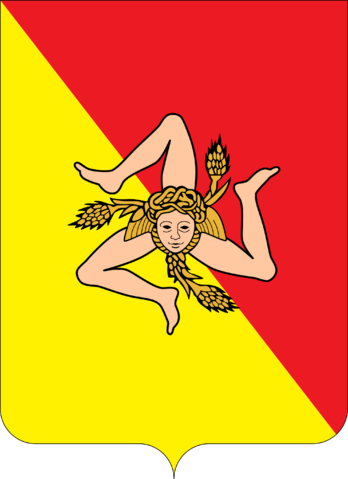 File:Coat of Arms of the Sicilian Republic.png