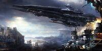 Planetary fleet (Planetary evacuation)