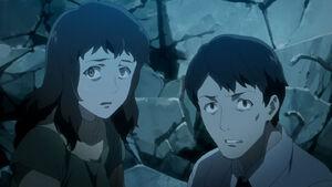 Saika and Ushio