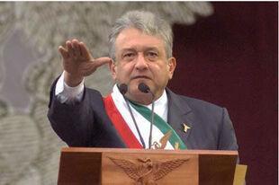 Lopez Obrador Presidente