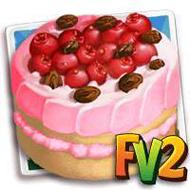Cranberry Raisin Cake