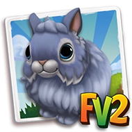 Gray Jersey Wooly Rabbit