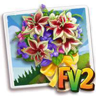 Passion Flower Centerpiece