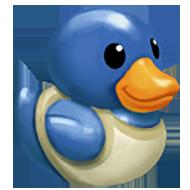 Sporty Rubber Ducky