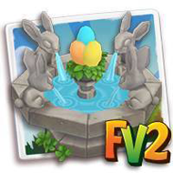 Rabbit Fountain