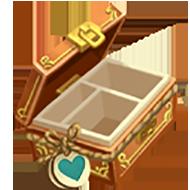 Heirloom Leather Jewelry Box