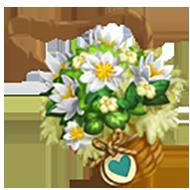 Heirloom Moss Planter