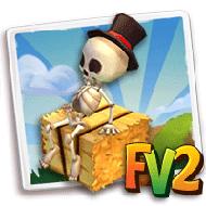 Skeleton Farmhand