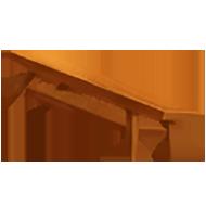 Ginko Wood Table