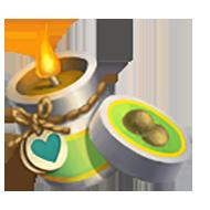 Heirloom Candlenut Candle