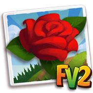 Red Rose Crop