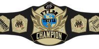 FFLM Trivia Belt