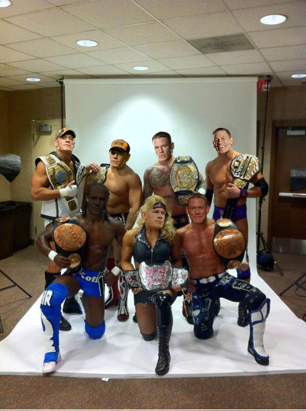 Has anyone seen cena