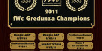 List of Past Gredunza Champions