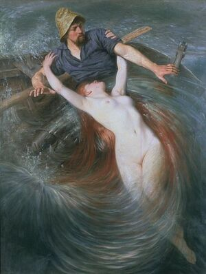 452px-Knut Ekwall Fisherman and The Siren