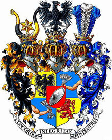 Rothschild-arms
