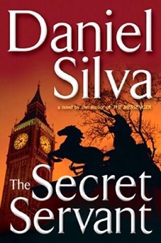 File:The Secret Servant Cover.jpg