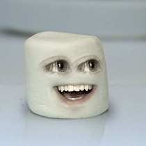 Marshmallow from annoying orange